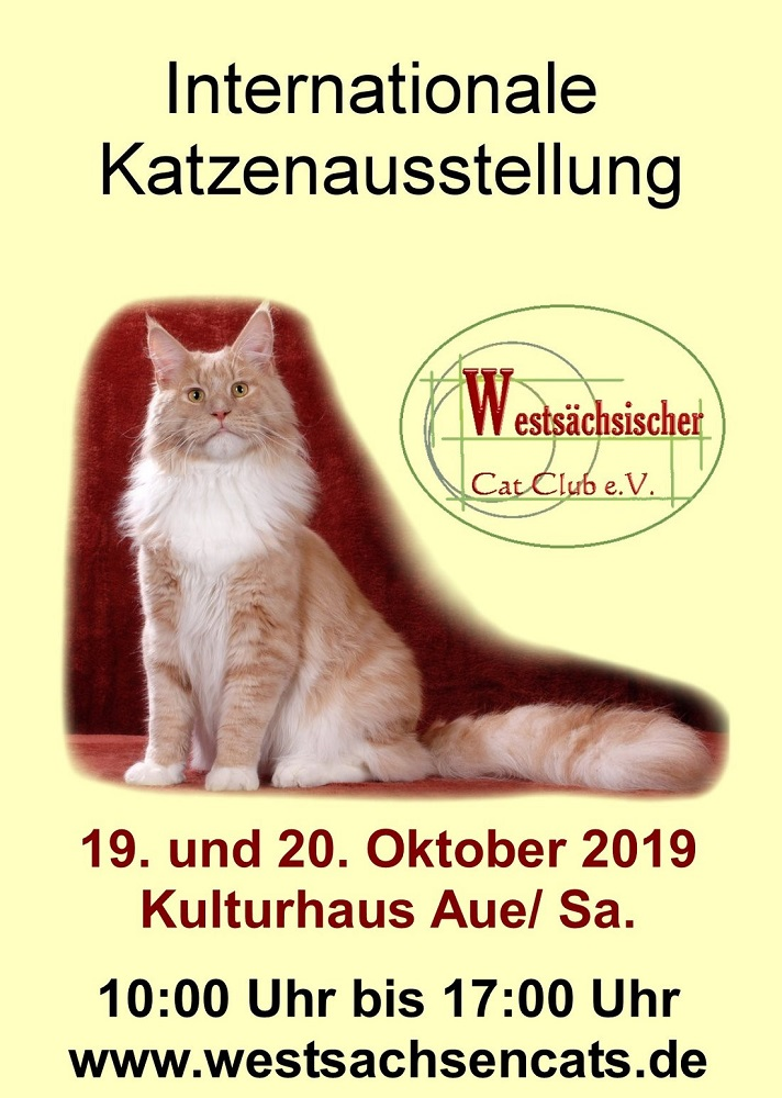 Internationale Katzenausstellung des WCC eV